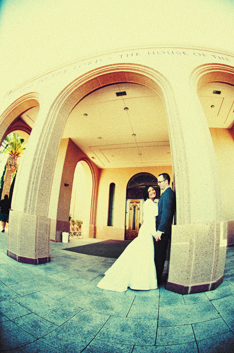 LDS Temple Newport Beach Wedding