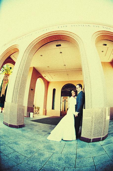 LDS Temple Newport Beach Wedding