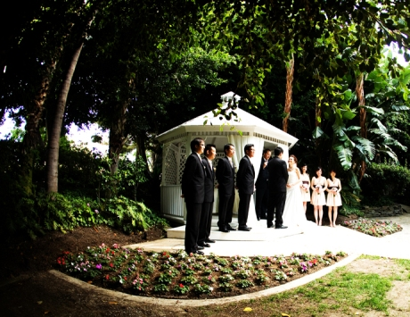 Orange County Wedding Ceremony
