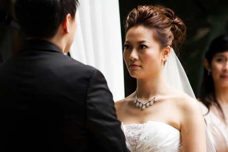 Fairmont Hotel Wedding Ceremony