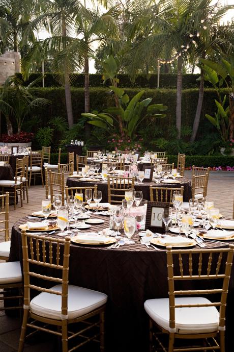Fairmont Hotel Wedding Reception