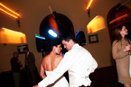 Robert Hall Winery Wedding Reception