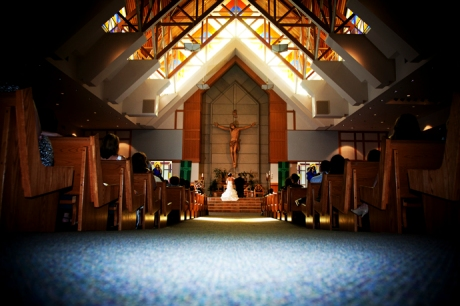 St. Paul the Apostle Catholic Church Wedding