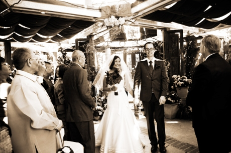 Tivoli Terrace Wedding