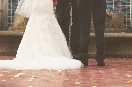 Union Station Wedding Ceremony