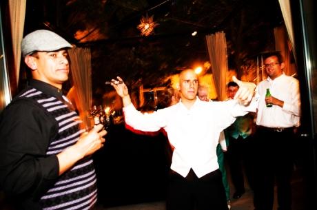 Wedding Reception at the W Hotel San Diego