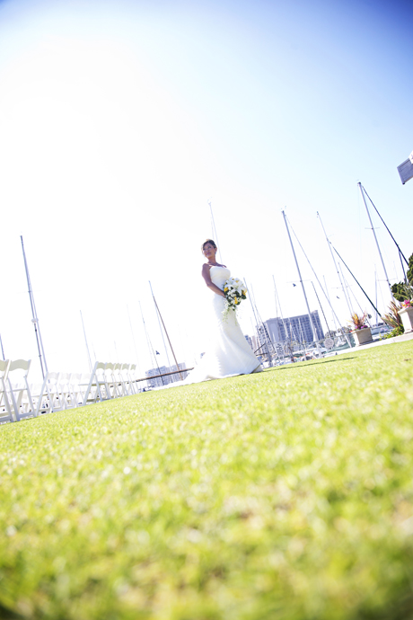 Marina Del Rey Wedding Photographer