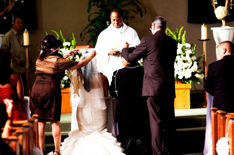 Saint Bernard's Catholic Church Wedding Ceremony
