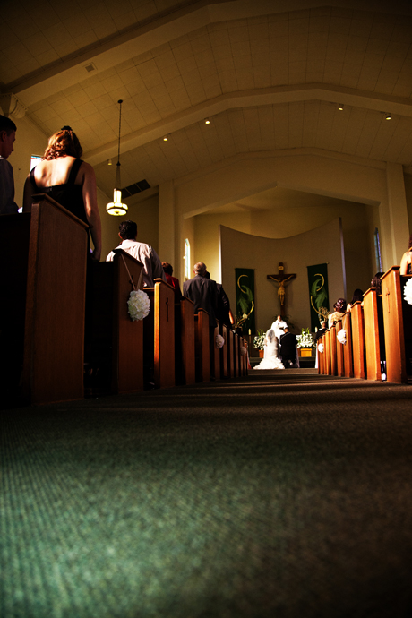 Catholic Wedding Ceremony