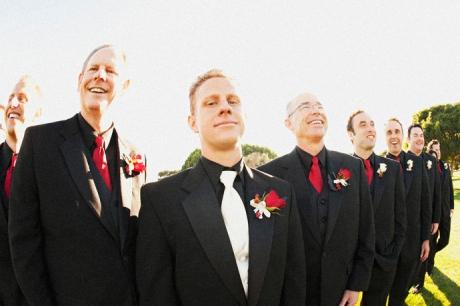 Eagle's Nest Clubhouse Wedding