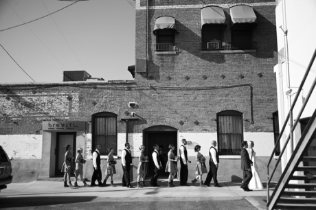 Old Town Orange Wedding