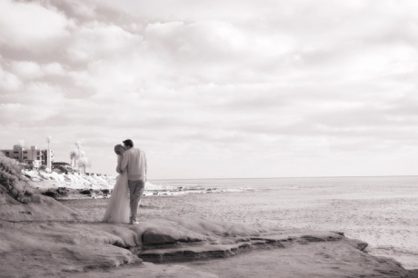 Infrared Wedding Photography San Diego