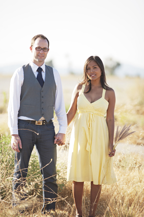 Engagement Pictures in Irvine