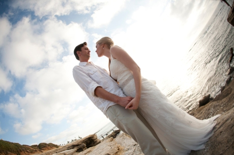 Wedding Pictures in La Jolla