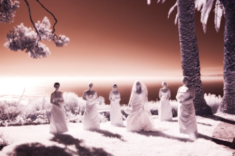 Infrared Wedding Photographer Los Angeles