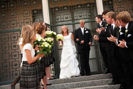 Mormon Temple Los Angeles Wedding