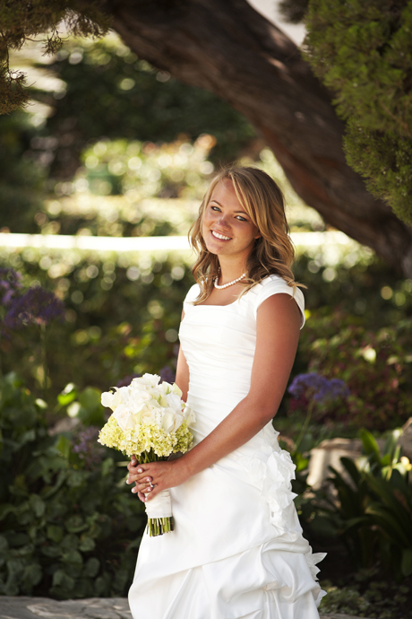Mormon Bride in Los Angeles
