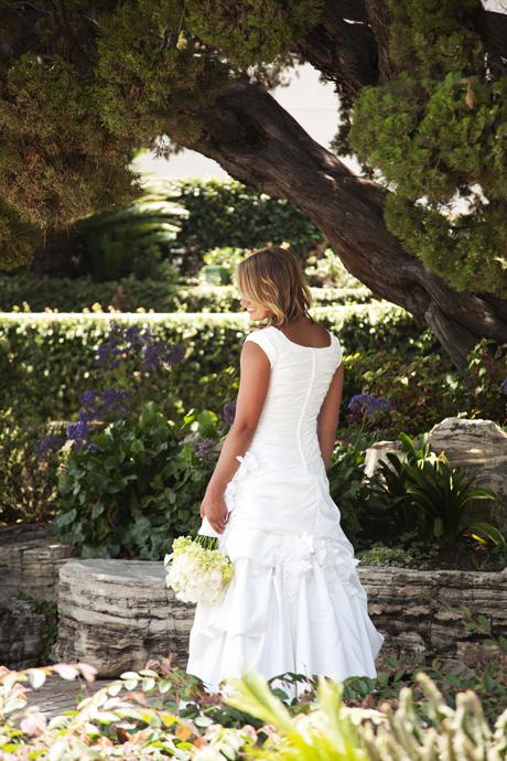 Los Angeles Mormon Bride