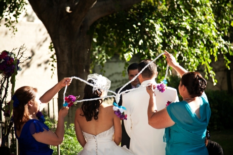 Los Angeles River Gardens Wedding