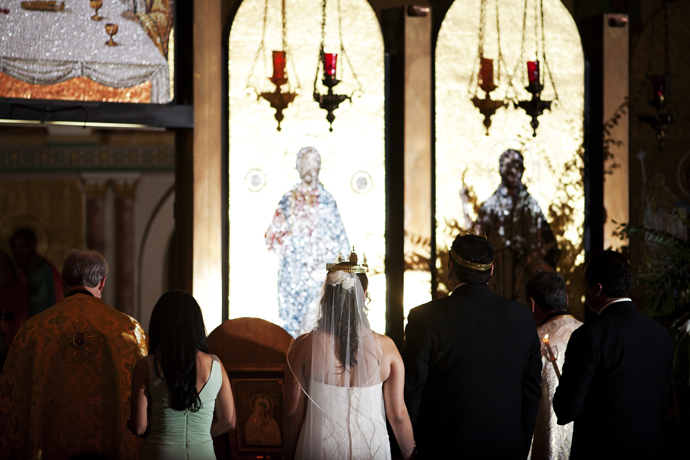 Saint Nicholas Cathedral Wedding
