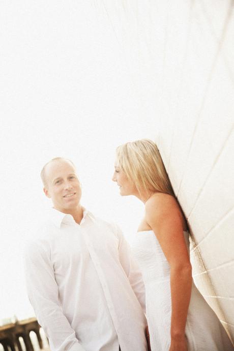Engagement Pictures in Manhattan Beach