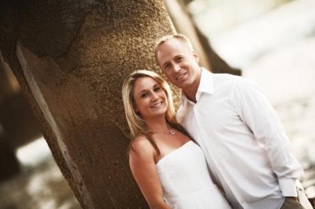 Manhattan Beach Engagement Pictures