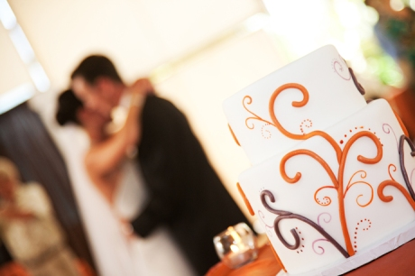 Newport Beach Radisson Wedding Reception