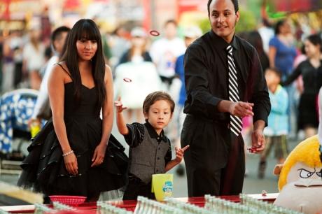 Family Photography at Orange County Fair