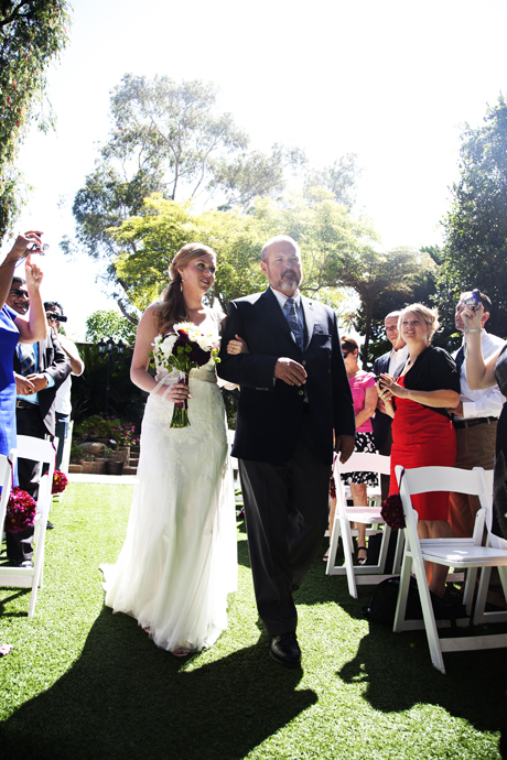 Quail Botanical Gardens Wedding