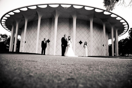 Caltech Wedding Pictures