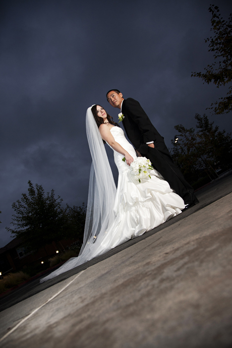 Wedding at Aliso Viejo Conference Center