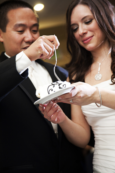 Aliso Viejo Conference Center Wedding Reception