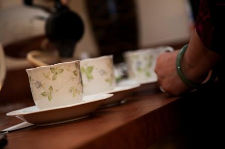 Tea Ceremony at Aliso Viejo Conference Center