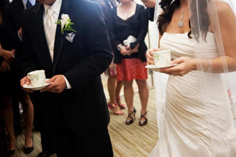 Tea Ceremony at Aliso Viejo Conference Center Wedding
