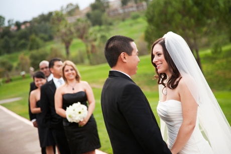 Bridal Party at Aliso Viejo Conference Center