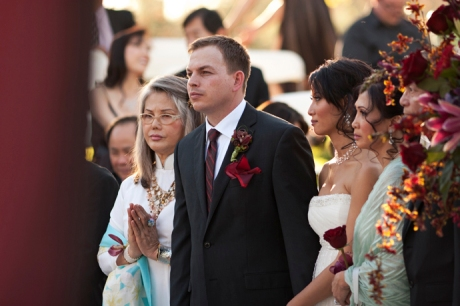 Buddhist Wedding Ceremony