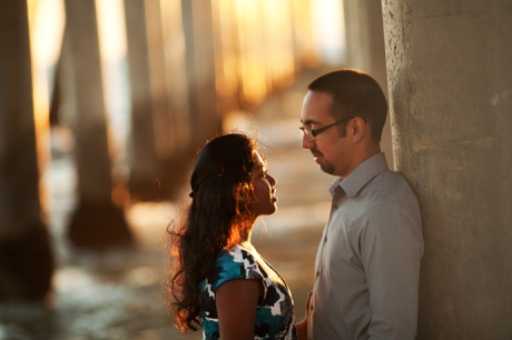 Engagement Pictures Huntington Beach Pier