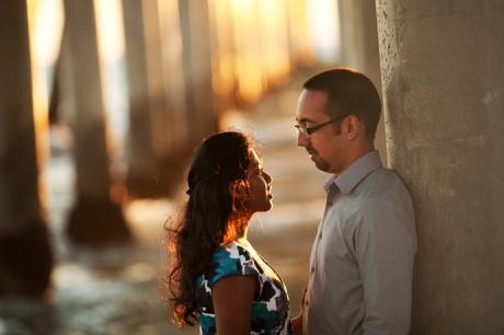 Engagement Pictures Huntington Beach Pier