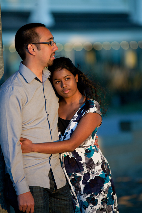 Huntington Beach Pier Engagement Pictures