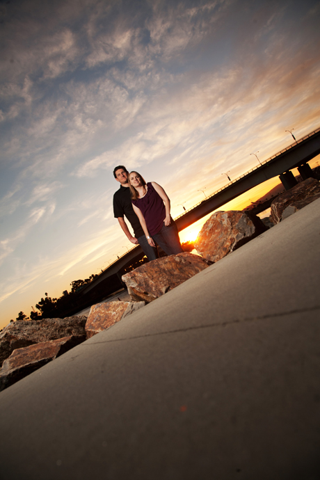 Engagement  Photography at Shoreline Park