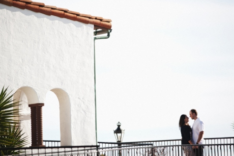 Engagement Pictures in San Clemente