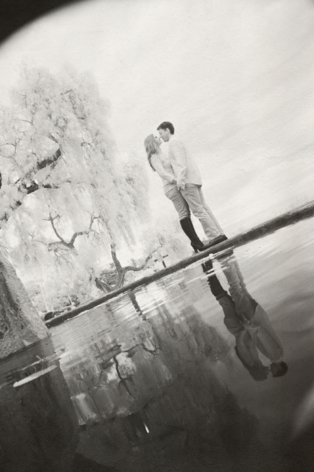 Infrared Wedding Photography in Santa Barbara
