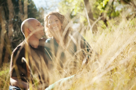 Wilderness Park Engagement Pictures