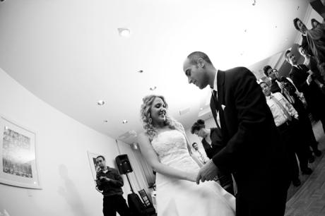 San Pedro Doubletree Hilton Wedding