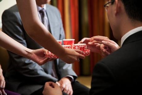 Chinese Tea Ceremony at the Hyatt Regency Hotel