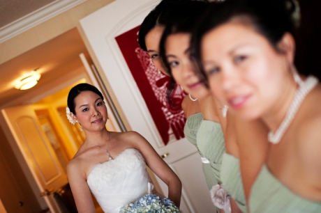 Huntington Beach Hyatt Wedding