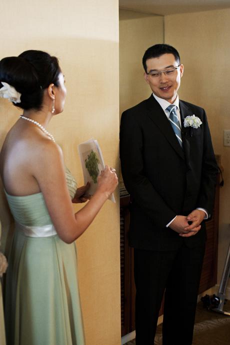 Chinese Wedding Games at the Huntingon Beach Hyatt