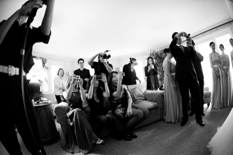 Wedding at the Huntingon Beach Hyatt