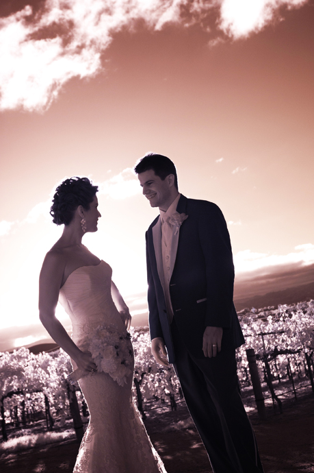 Infrared Weddng Pictures