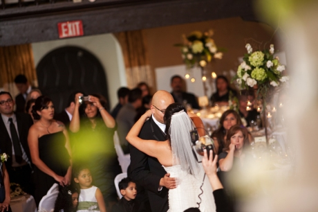 First Dance at the Mission Inn